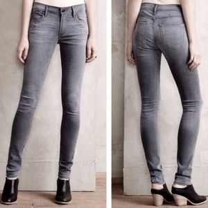 "Citizens of Humanity ""Avedon"" Gray Skinny Jeans"